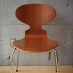 ant chair-Mahogany