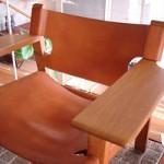 Spanish chair -Mogensen