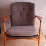 easy chair - Arne Vodder 1950's