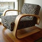 "chair 400 ""TANK CHAIR"" - Alvar Aalto 1936"