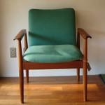 arm chair - Finn Juhl フィン・ユール