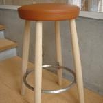 high stool - Hans. J. Wegner