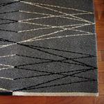 vintage rug - Line Play- SWEDEN